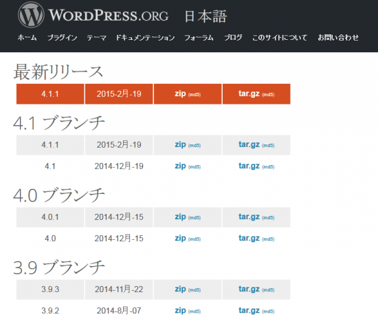 wordpress_releases