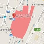 Google Maps ブログに埋め込みとレスポンシブ対応